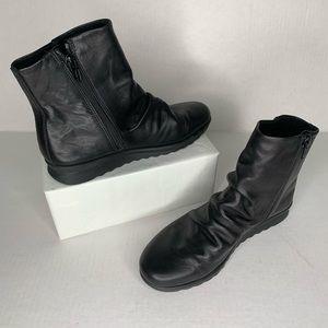 The Flexx Women's Black Ankle Boots US 5.5